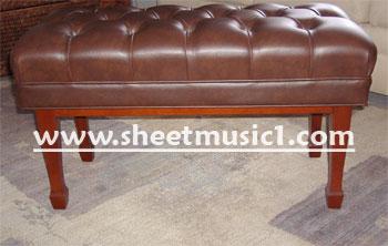 Jansen Duet Artist Bench The Original Sheet Music Online